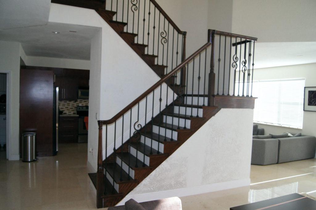 Stairs Glass Railings Stainless Railings Wood