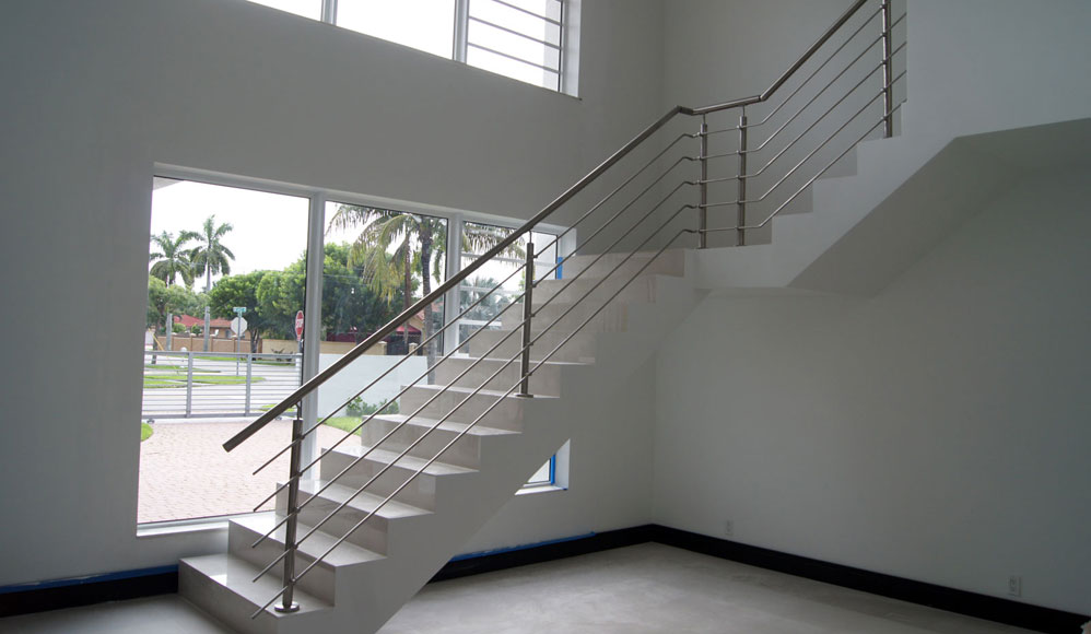 We Work Closely With The Architect, Interior Designer, Builder, And  Homeowner To Design And Build The Perfect Custom Stairs.